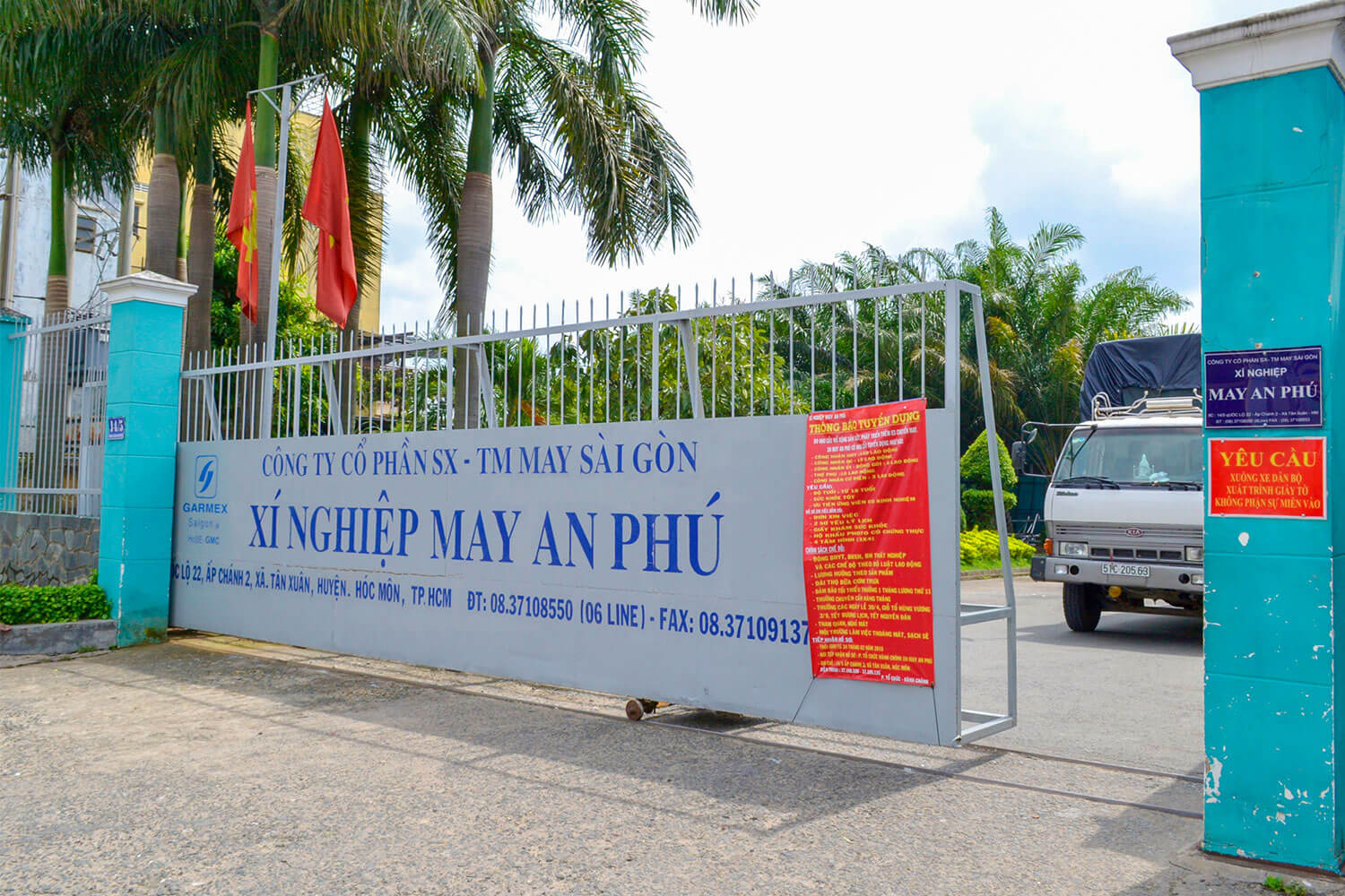 2. AN PHU GARMENT FACTORY